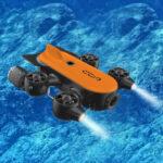 20 Technologies Brief Analysis Of Unmanned Submarine